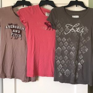 Abercrombie T-shirt (all 3 for $10)